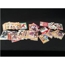 LARGE LOT OF ASSORTED ERA CARDS