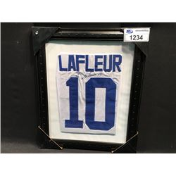 GUY LAFLEUR SIGNED #10 JERSEY