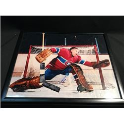 SIGNED AND FRAMED GUMP WORSLEY PICTURE