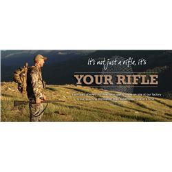 HS Precision Custom Rifle