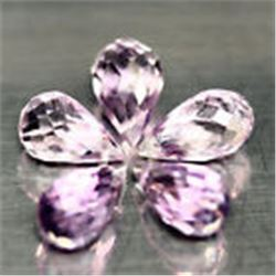 LOT OF 11.12 CTS OF PINK BRAZILIAN AMETHYST
