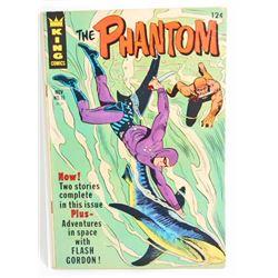 1966 THE PHANTOM NO. 19 COMIC BOOK - 12 CENT COVER