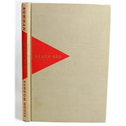 """1945 """"BEACH RED"""" HARDCOVER BOOK"""