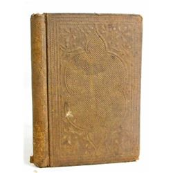 """1861 """"STORIES OF SCOTLAND AND ITS ADJACENT ISLANDS"""" HARDCOVER BOOK"""