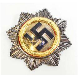 GERMAN NAZI GERMAN CROSS IN GOLD