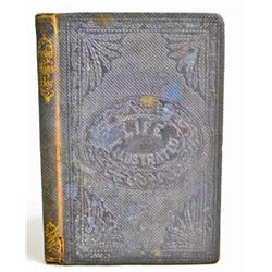 "1860 ""THE FISHERMANS BOY"" HARDCOVER BOOK"