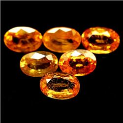 LOT OF 8.35 CTS OF YELLOW SAPPHIRES