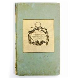 "1840 ""SILVER BUTTONS SPORTS & FIELD"" HARDCOVER BOOK"