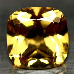 5.40 CT YELLOW AFRICAN QUARTZ