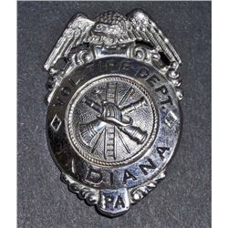 INDIANA, PA VOL. FIRE DEPT PIN