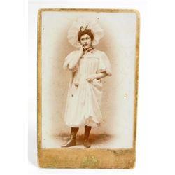 1875 PHOTOGRAPH ART ANSTALT