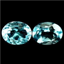 LOT OF 4.37 CTS OF SKY BLUE BRAZILIAN TOPAZ