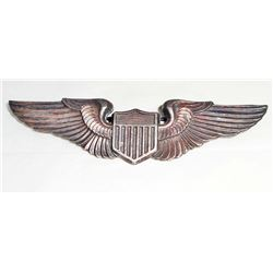 USAAF ARMY AIR CORPS PILOT WING - AUSTRALIAN MADE