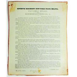 1855 SEVENTH REGIMENTAL ORDER NO.4