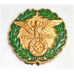 GERMAN NAZI GAU BERLIN BADGE
