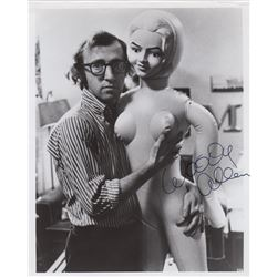 Woody Allen Signed Photo