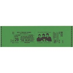 THE BEATLES 1964 Concert Ticket Reproduction