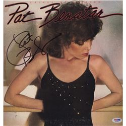 Pat Benatar Signed Record Album