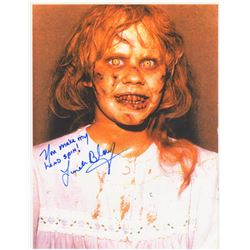Linda Blair Signed Photo from The Exorcist
