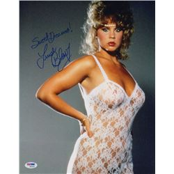 Linda Blair Oversize Signed Photo