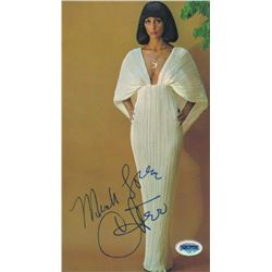 Cher Signed Photo