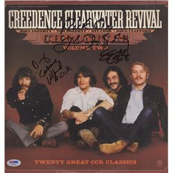 Creedence Clearwater Band Signed Record Album
