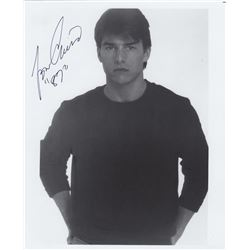 Tom Cruise Signed Photo