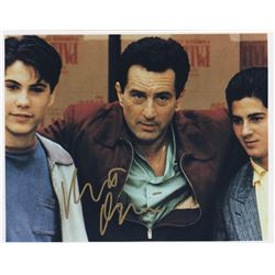 Robert De Niro Signed Photo