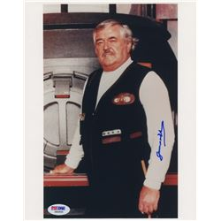 "James Doohan Signed Photo as ""Scotty"" from Star Trek"