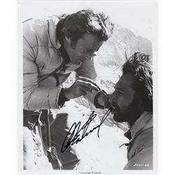 Clint Eastwood Signed Studio Publicity Photo from The Eiger Sanction