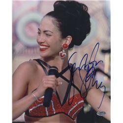 Jennifer Lopez Signed Photo from Selena