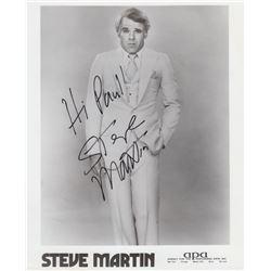 Steve Martin Signed Photo