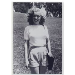 Original Marilyn Monroe Photo