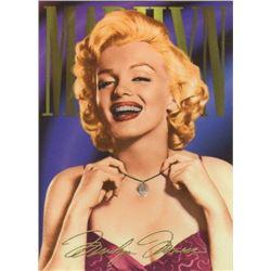 Marilyn Monroe Diamond Card 1-D