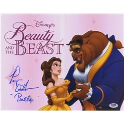 """Page O'Hara Signed Photo as """"Belle"""" from Disney's Beauty and the Beast"""