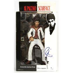 "Al Pacino Signed Figure as ""Tony Montana"" from Scarface"