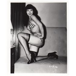 Collection of Bettie Page Photographs by Irving Klaw