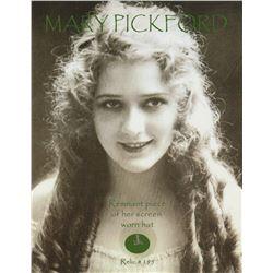 Original Mary Pickford Hat Fabric