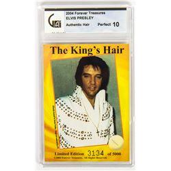 Original Elvis Presley Hair