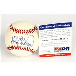 MLB Hall of Famer Frank Robinson Signed Baseball