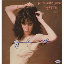 """Patti Smith Signed """"Easter"""" 1978 Record Album"""