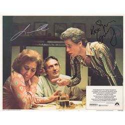 John Travolta Signed Saturday Night Fever Lobby Card