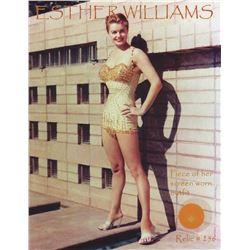 Original Esther Williams Wardrobe Fabric