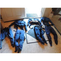 X MEN THE LAST STAND BEAST MUSCLE SUITS WORN BY KELSEY GRAMMER LOT OF 3
