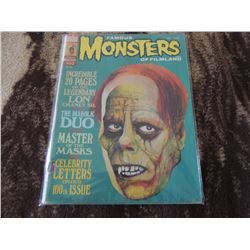 FAMOUS MONSTERS OF FILMLAND #102