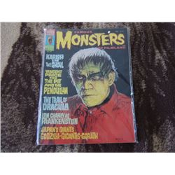 FAMOUS MONSTERS OF FILMLAND #110