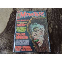 FAMOUS MONSTERS OF FILMLAND #111