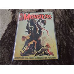 FAMOUS MONSTERS OF FILMLAND #116