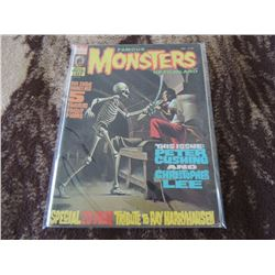FAMOUS MONSTERS OF FILMLAND #117