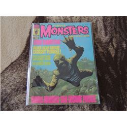 FAMOUS MONSTERS OF FILMLAND #120